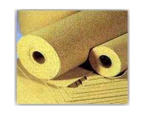 Пробковое покрытие, 15000х1000х4 мм/рул. 15 м²